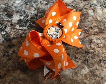 Tennessee Vols hairbow