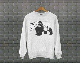 Limited Edition ElGualicho Panda Sweatshirt