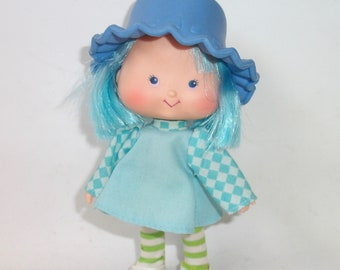 Vintage Strawberry Shortcake Blueberry Muffin Doll
