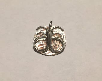 Arbonne Sterling Silver Pendant