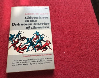 Adventures in the Unknown Interior of America, 1972 Edtion