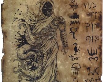 The Revelation of Nyarlathotp