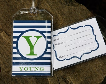 Luggage Tag, 38 Colors, Personalized Luggage Tag, Custom Luggage Tag, Personalized Bag Tag, Backpack Tag, Lunch Box Tag
