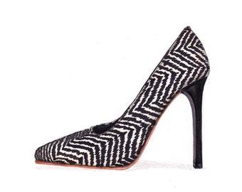 Zebra Herringbone