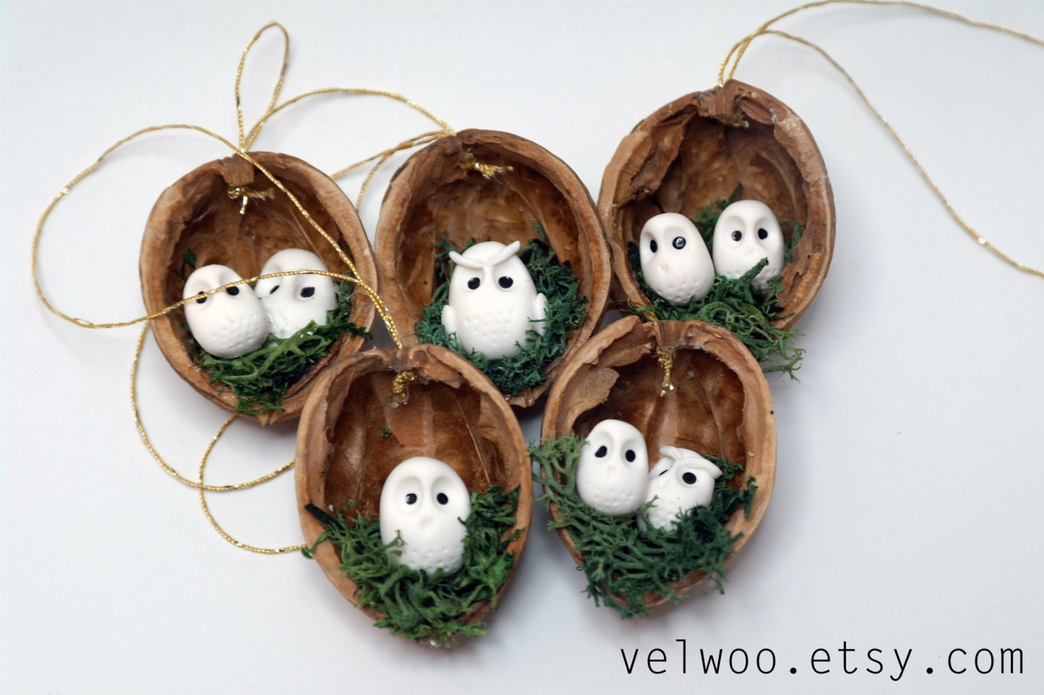 Rustic Christmas Ornaments Part - 44: ?zoom