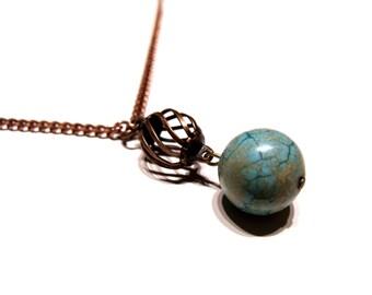 Turquoise Stone Planet