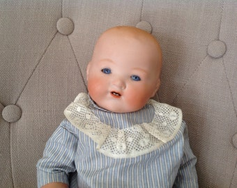 Antique character doll baby doll Armand Marseille antique porcelain