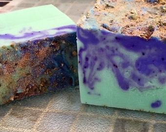 Money Scrub Hoodoo Soap