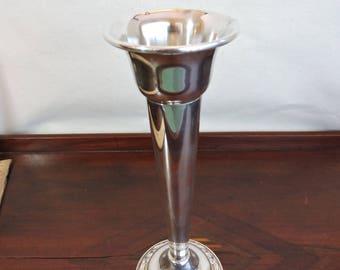 Vintage Gorham Rondo Vase Bud Vase Silverplate