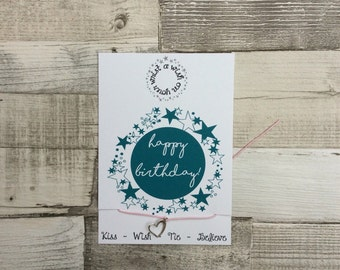 A Wish on Your Wrist ~ Happy Birthday