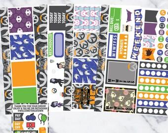 Overwatch Mini Kit (4 sheets)