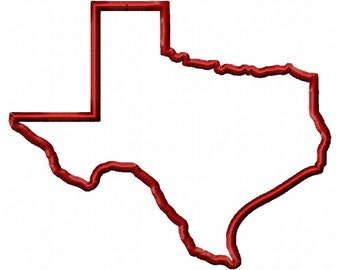 State of Texas Applique