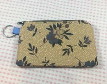 Change Purse, Coin Purse, Coin Wallet, Coin Keychain, Keychain Wallet, Zipper Pouch