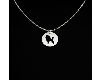 Miniature Poodle Necklace - Miniature Poodle Jewelry - Miniature Poodle Gift