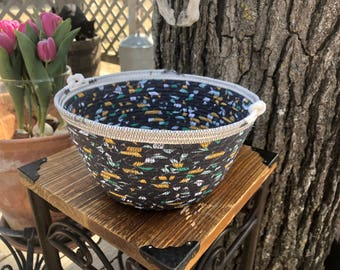 Fabric Rope Bowl