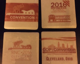 Republucan National Convention, Cleveland 2016 coasters