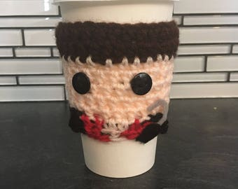 Captain Hook cup cozy