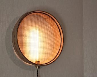Lamp sieve