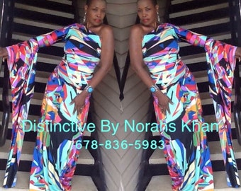 NK Signature Fierce Gown