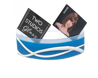 Photo Holder - Photo Stand - Mantle Decor - Card Holder - Office Gift - Business Card Holder - Photo Display - Photo Frame  6607