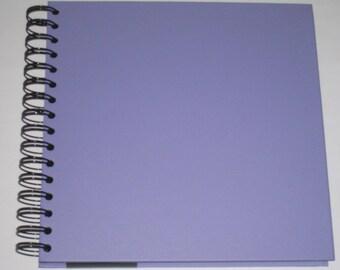 Spirals or 60 scrapbooking photo album pages