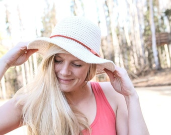 Hat Pattern - Fun Shine Sun Hat