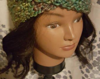 Knitted headband / ear warmer