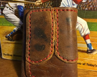 Pre-War Glove - Wallet with snaps