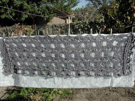 Pdf Instant Gratification Xxtra Creepy Skull Shawl Crochet Pattern