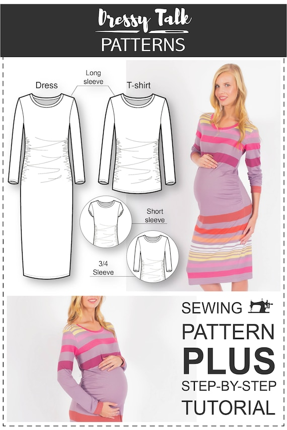 Maternity Top Patterns Maternity Sewing Patterns Pregnancy