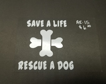 Save a Life Rescue Dogs
