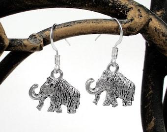 Woolly Mammoth Earrings