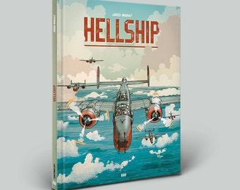 """Graphic Novel """"Hellship"""""""