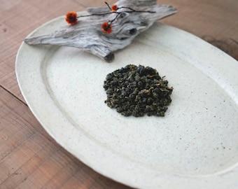 "Lishen ""Pear Delicate"" High Mountain Oolong Tea / Mineral Fragrance /Wolf Tea"