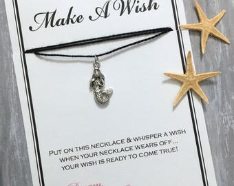 Mermaid Wish Necklace - Buy 3 Items, Get 1 Free