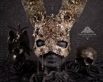 "Bunny Mask ""Saint"""