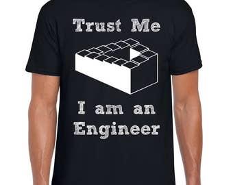 I am an Engineer funny t-shirt