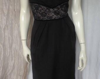 1960s Jackie O Dress