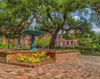 Columbia Square, Savannah, Georgia