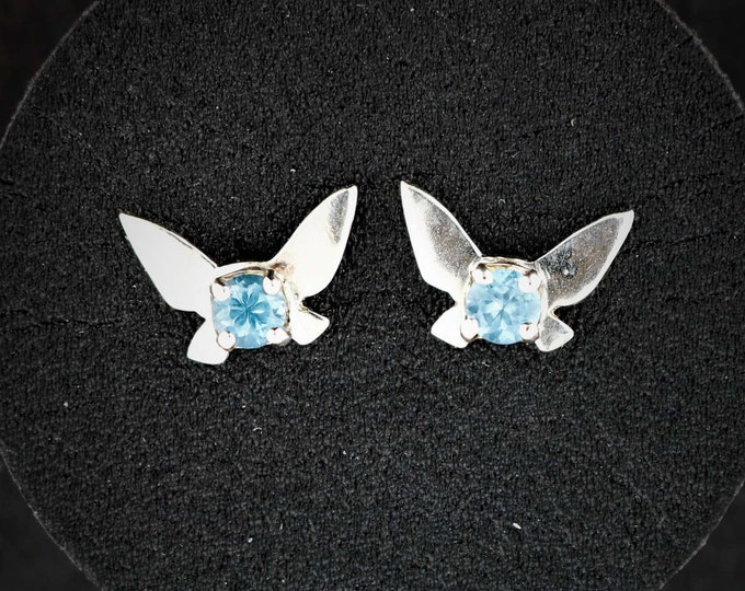 Sterling Silver Navi Fairy Earrings