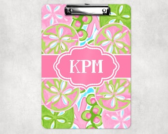 Personalized Clipboard | Monogram Clipboard | Co-worker gift | Teacher Gift | Coaches Gift | Student Gift | Nurse Clipboard | monogram gift