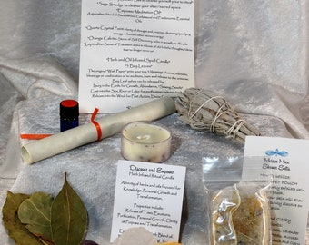 Discover and Empower Ritual Kit
