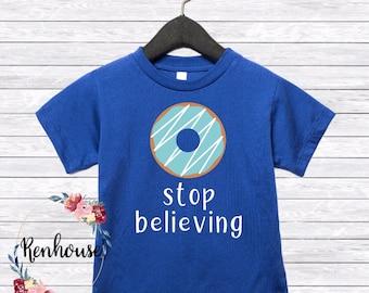 Donut Stop Believing