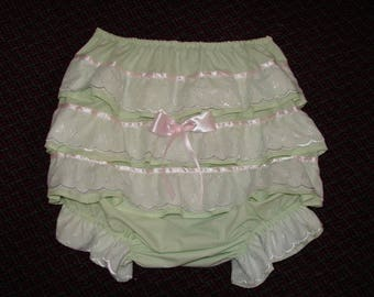 Pants Panties Undies Cotton Adult Baby Sissy Transgender Cross Dresser