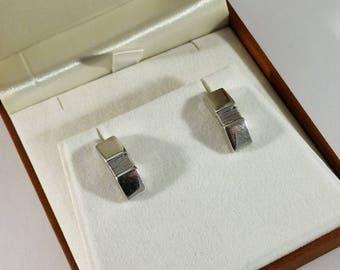 Earrings Silver 925 Silver Threads SO300