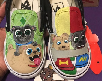 vans courage the cowardly dog shoes