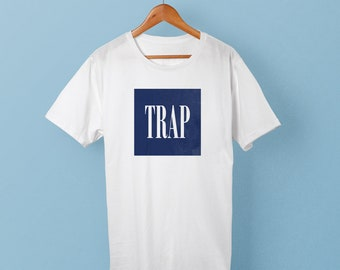 Trap Gap Spoof Parody Tshirt