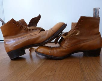 shoes rising old edwardian exceptional leather / / / make offer