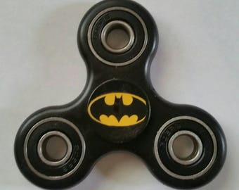 Batman Dark Knight Fidget Spinner/Stress-ADHD-Anti Anxiety-Focus Toy
