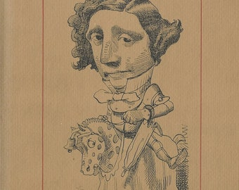Lewis Carroll, SNARK was a BOOJUM: A Life of Lewis Carroll, biography, James Playsted Wood, 1966, Alice in Wonderland